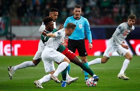 بايرن ميونيخ يحقق 14 فوزا متتاليا بدوري أبطال أوروبا
