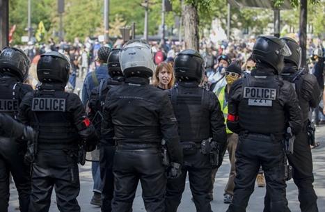 الشرطة الأمريكية تستعد ليوم انتخابات غير مسبوق
