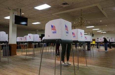 بايدن يوقع أمرا تنفيذيا لتسهيل التصويت في الانتخابات
