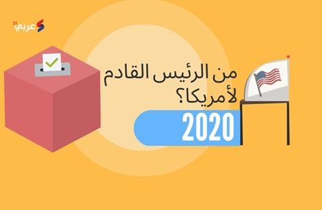 انتخابات الرئاسة الأمريكية 2020 الأعلى كلفة (إنفوغراف)