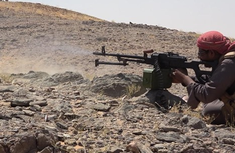 الجيش اليمني يعلن قتل 100 حوثي بمعارك شرقي صنعاء