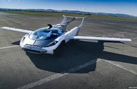 السيارة الطائرة.. ابتكار سيطرح بالأسواق خلال أشهر (شاهد)
