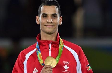 بطل أولمبي أردني يعلن اعتزاله عن 24 عاما.. والأمن يوضح