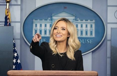 تصريح للمتحدثة باسم البيت الأبيض يثير السخرية (شاهد)