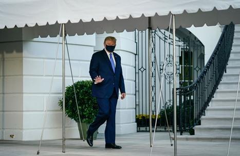 ترامب يسحب عشرات الدبلوماسيين من العراق
