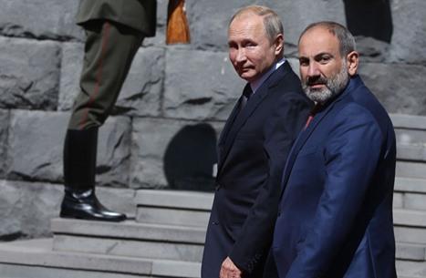 صحيفة تركية: روسيا قد تتدخل عسكريا لمساندة حليفتها أرمينيا