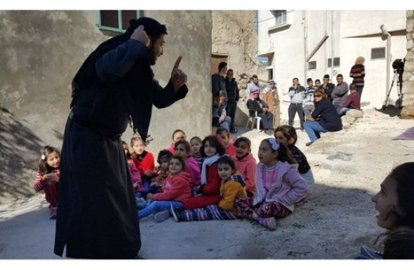 الحكاية الشعبية لعبت دورا في نحت الهوية الفلسطينية