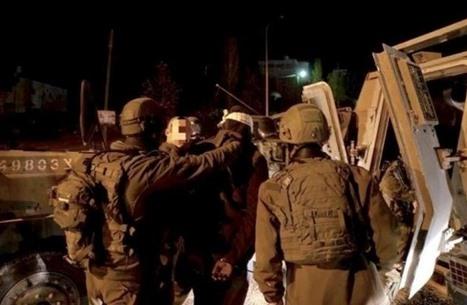 إصابات ومواجهات في حملة اعتقالات بالضفة والقدس