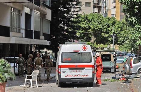 كاميرات تظهر قتل جندي لبناني لأول ضحايا بيروت.. وفتح تحقيق