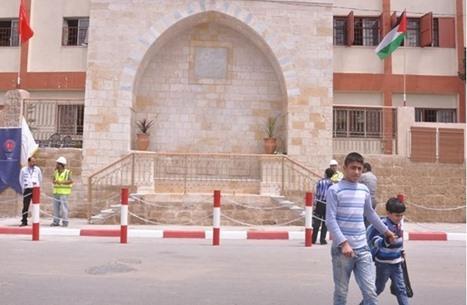 """""""سبيل السلطان عبد الحميد"""" بغزة.. آخر أسبلة العهد العثماني"""