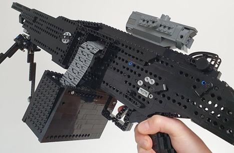"""لعبة """"ليغو"""" على شكل بندقية تثير هلعا في ألمانيا"""