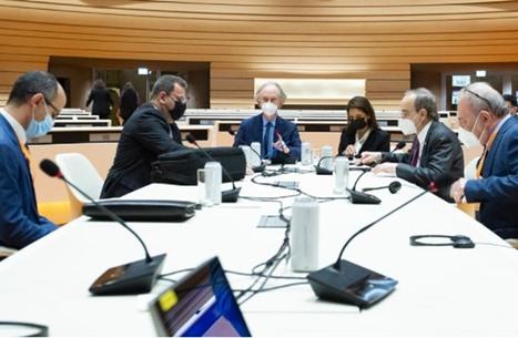 انطلاق الجولة السادسة من اجتماعات لجنة دستور سوريا بجنيف