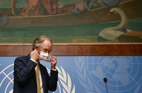 اختتام أولى جلسات صياغة الدستور السوري وإصلاحه في جنيف