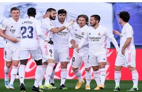 ضربة موجعة لريال مدريد قبل مباراة الكلاسيكو أمام برشلونة