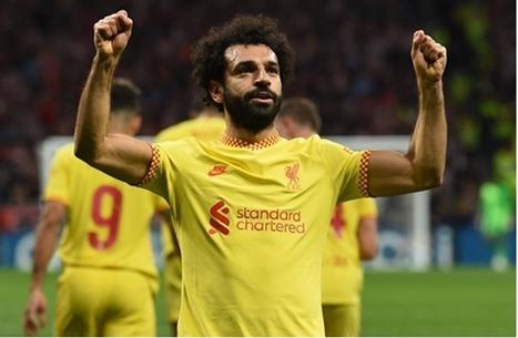 صلاح يقود ليفربول لفوز ثمين ومثير على أتلتيكو
