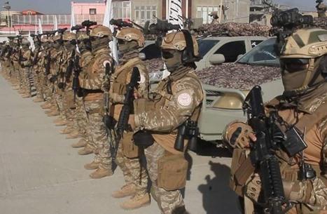 طالبان تشكل قوة خاصة لتأمين مزار شريف