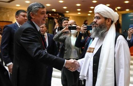 موسكو تستضيف مباحثات حول أفغانستان بمشاركة طالبان