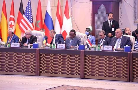 """انطلاق مؤتمر """"استقرار ليبيا"""".. الانتخابات والمرتزقة أبرز ملفاته"""