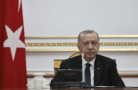 """أردوغان يهاجم سفراء 10 دول ويؤكد التمسك بمشروع """"أف35"""""""