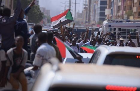 مظاهرات السودان.. هتاف ضد البرهان وحمدتي وموعد له مغزى