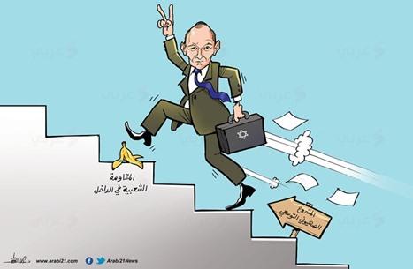 المشروع الصهيوني التوسعي..