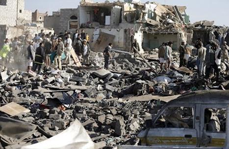قتلى مدنيون إثر فشل إطلاق الحوثي لصاروخ بذمار اليمنية