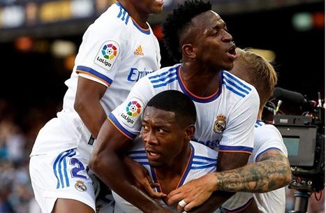 ريال مدريد يحسم نتيجة الكلاسيكو أمام برشلونة في مباراة مثيرة