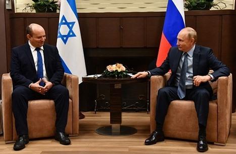 تقييم إسرائيلي مبكر لنتائج قمة بينيت-بوتين في موسكو