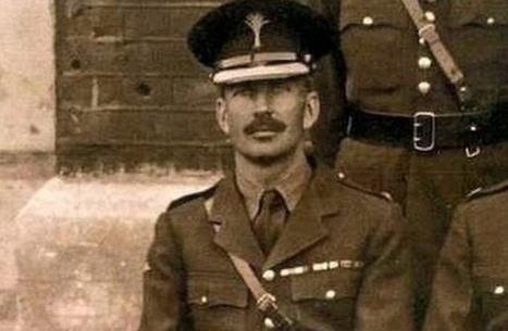 """""""هنري"""".. جاسوس بريطاني أصبح راهبا بعد مهمة في بغداد"""