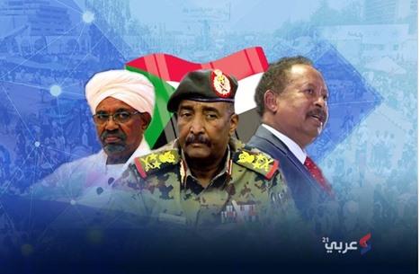 """أبرز محطات الأزمة السودانية منذ الإطاحة بـ""""البشير"""" (إنفوغراف)"""