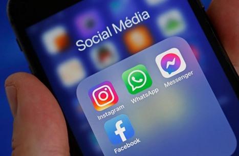 أعطال جديدة تضرب تطبيقات موقع فيسبوك
