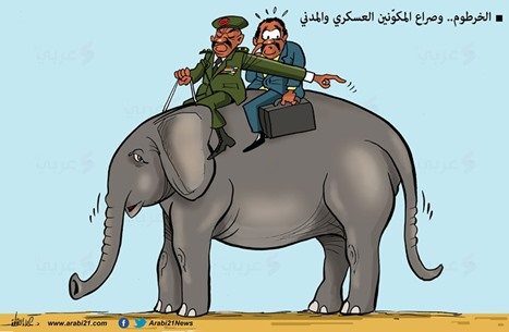 الخلاف السوداني