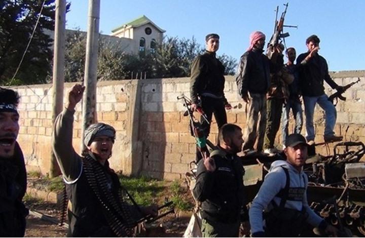 """ترقب بجنوب سوريا بعد إشاعات عن تمدد تنظيم """"الدولة"""""""