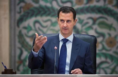 زيارة سرية لوفد أمريكي إلى دمشق.. هل التقى مع الأسد؟