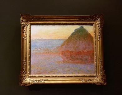 لوحة للرسام كلود مونيه تباع بـ 81 مليون دولار - 03- لوحة للرسام كلود مونيه تباع بـ 81 مليون دولار -