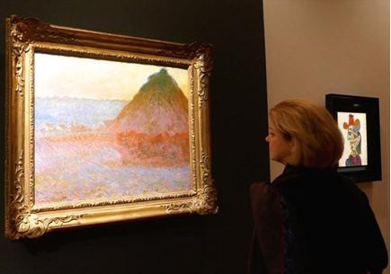 لوحة للرسام كلود مونيه تباع بـ 81 مليون دولار - 04- لوحة للرسام كلود مونيه تباع بـ 81 مليون دولار -