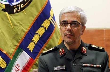 ماذا قال قائد الجيش الإيراني عن دور الحرس الثوري بسوريا؟
