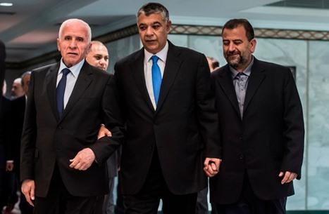 """خاص: تأجيل """"المصالحة الفلسطينية"""" لما بعد انتخابات أمريكا"""