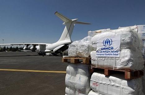الحوثيون يسمحون بوصول 3 رحلات إنسانية إلى صنعاء