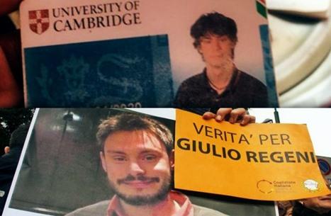 إيطاليا تشتبه بأفراد أمن مصريين بقضية ريجيني والقاهرة تتحفظ