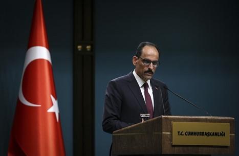 رئاسة تركيا تتحدث عن إمكان فتح صفحة جديدة مع مصر والخليج