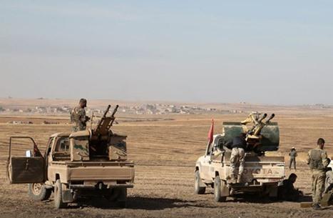 """فصيلان للمعارضة يخرجان من """"نبع السلام"""" بعد اقتتال بينهما"""