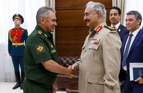 كيف يعود انتهاء الحرب في ليبيا بفوائد مالية على روسيا؟