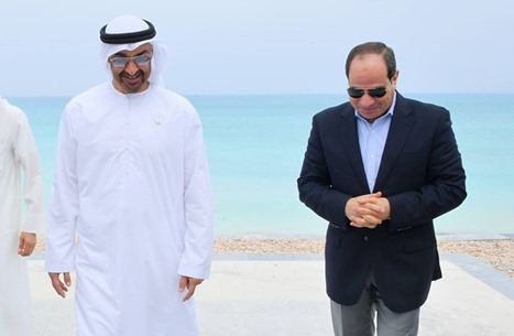 هل لعب السيسي دورا في تطبيع الإمارات مع الاحتلال؟