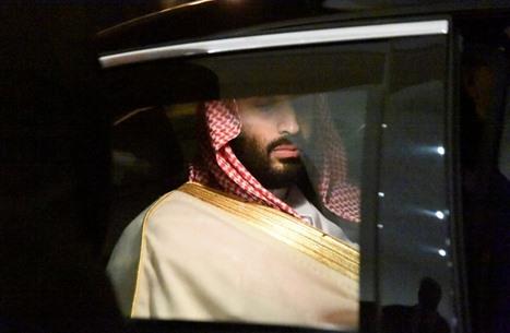 صحيفة: ابن سلمان وافق على نشر تسريبات اجتماعه بنتنياهو