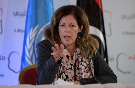 """خارجية ليبيا ترد على """"ستيفاني"""".. لا تسمي الأشياء بأسمائها"""