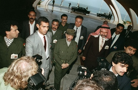 بعد 32 عاما.. ماذا تعرف عن خطاب استقلال فلسطين؟ (اختبار)