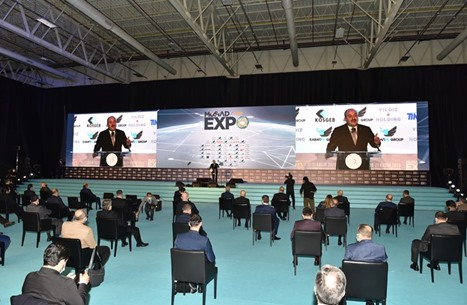 "انطلاق فعاليات معرض ""موصياد إكسبو 2020"" بإسطنبول (شاهد)"