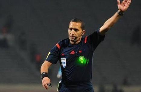حكم مغربي يقود نهائي الأبطال بين الأهلي والزمالك المصريين
