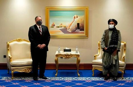 تواصل محادثات السلام الأفغانية بالدوحة مع استمرار العنف بالبلاد